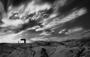 3_Bronce_-_Peter_Boetz_-_Det_lille_hus