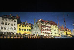 Jørgen Stubtorft - Spejling Nyhavn
