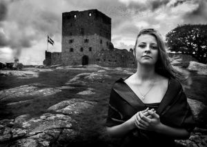 195_Jonas D. Madsen_The_Princess_Castle_BW