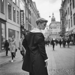 Kate i København