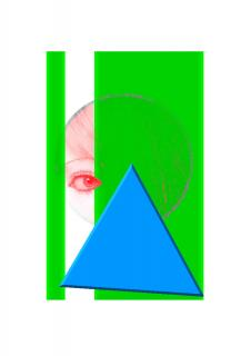 Geometrisk portræt