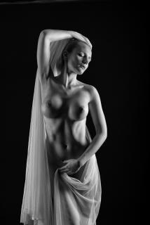 Isabella Posing