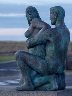 Thyborøn Agnete og Havmanden.jpg