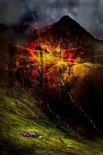 Troens bjerge