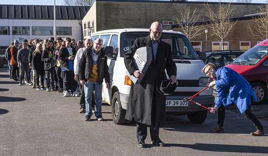 Funeral for a car