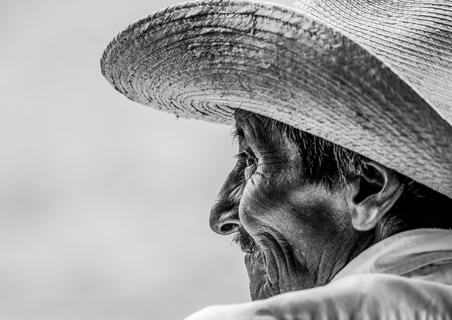 Old man Guatemala 1