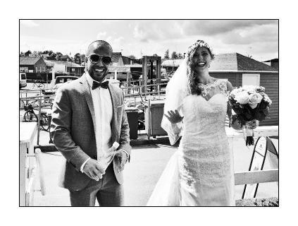 Bryllup på Ærø