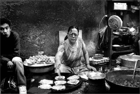 Nepalsk folkekøkken