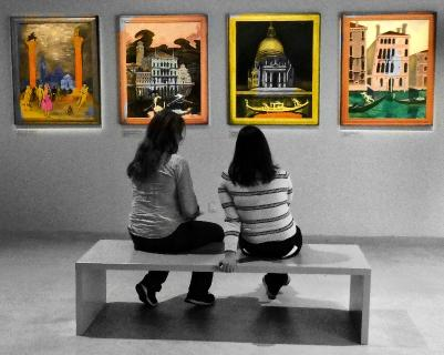 Kunst og splash